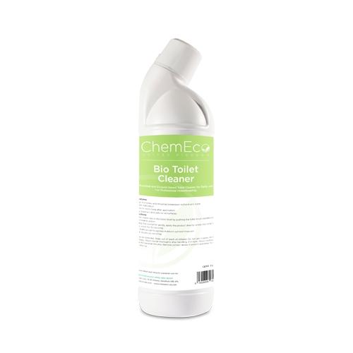 ChemEco Bio Toilet Cleaner 1Ltr White