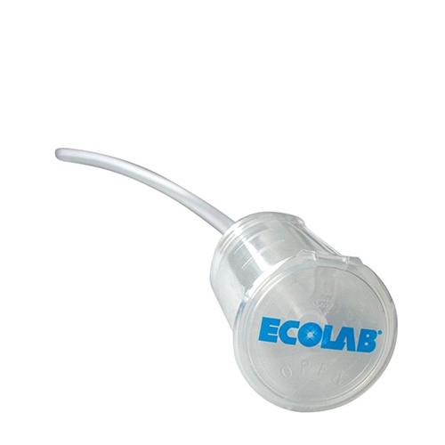 Ecolab Pelican Pump 5L 40mm Cap 30ml dose Clear
