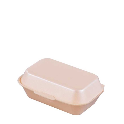 Foam HP2 Food Box 173x135x75mm  Gold