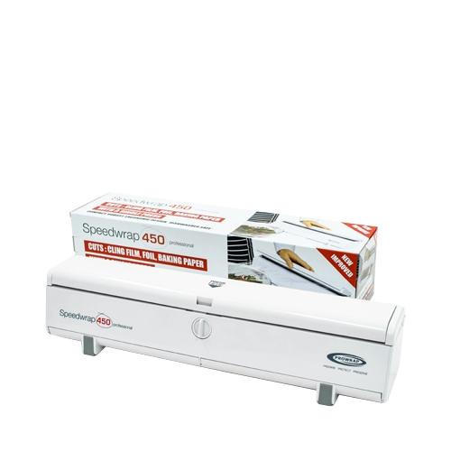 Wrapex Speedwrap Dispenser 45cm White