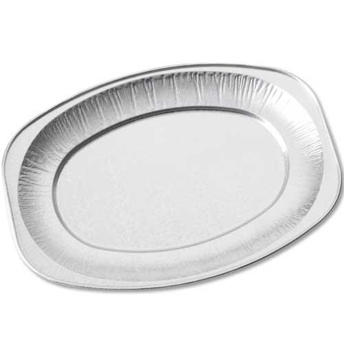 Oval  Foil Platter 22