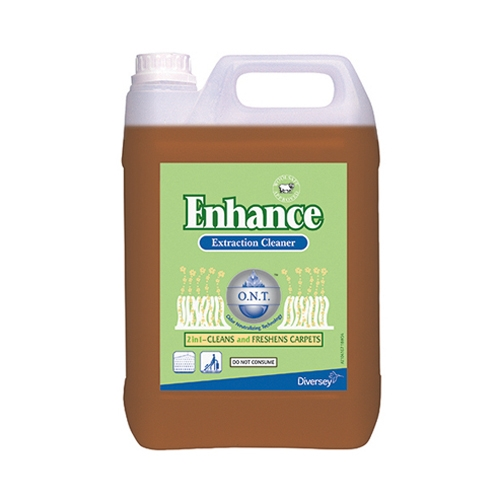 Enhance Extraction Cleaner/Shampoo 5.0Ltr