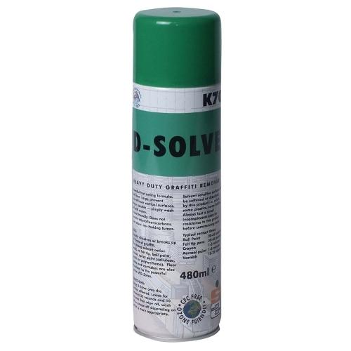 Selden D-Solve Graffiti Remover 480ml