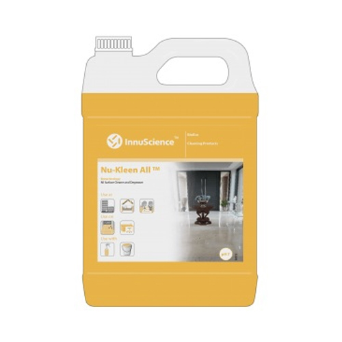Nu-Kleen All (Surface Cleaner & Degreaser) 5Ltr Yellow