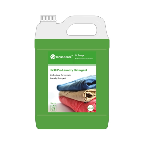 IN30 Laundry Detergent 10Ltr Green