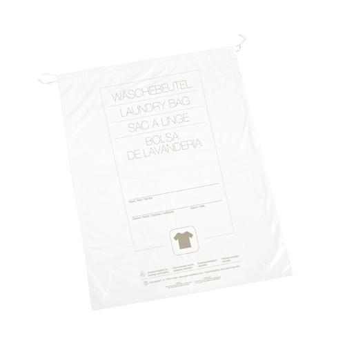Alliance Draw String Laundry Bag 42 x 58cm White