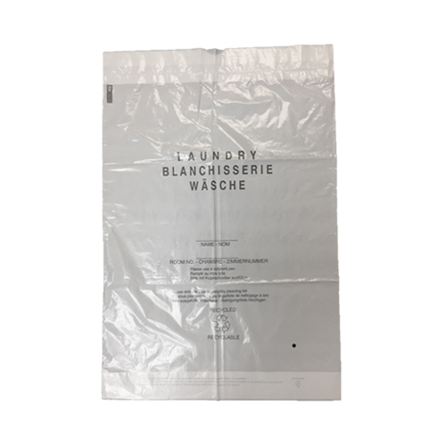 Recycled Laundry Bag 40 x 60cm White