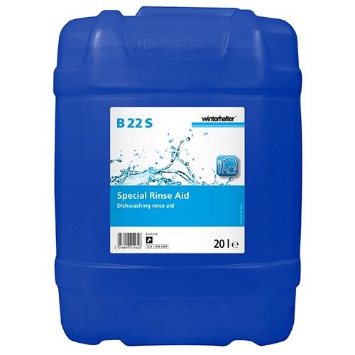 Winterhalter B22S Specail Dishwash Rinse Aid 20Ltr
