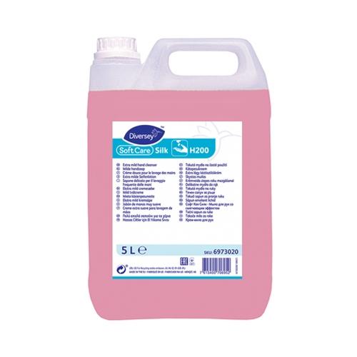 Soft Care Bulk Soap Silk 5 Ltr