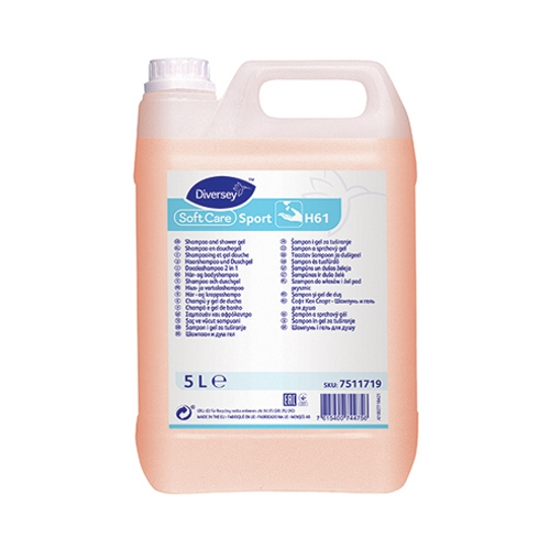 Soft Care Bulk Soap Sport 5 Ltr