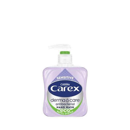 Carex Sensitive Hand Wash 250ml