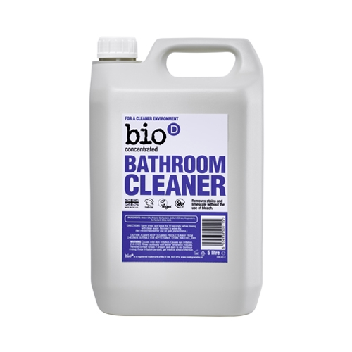 Bio-D Multi Pack Concentrated Bathroom Cleaner 5 Ltr