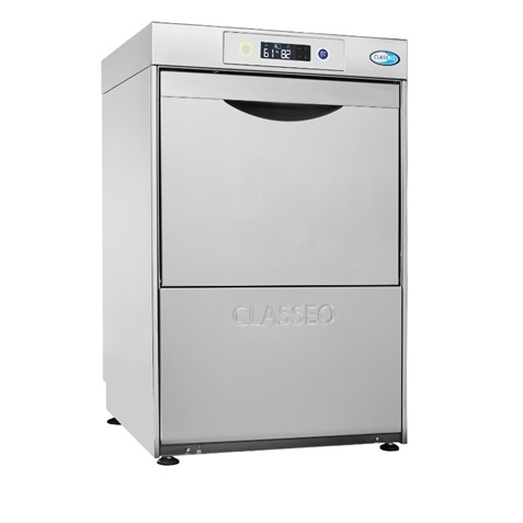 Classeq Dishwasher D400 DUO WS Machine Stainless Steel