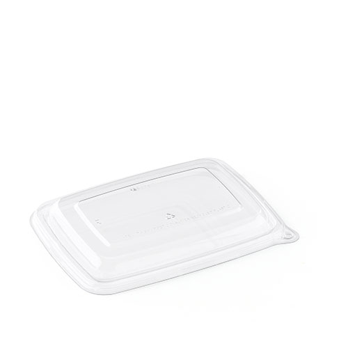 Sabert Be Pulp Domed Lid 23 x 16cm Clear