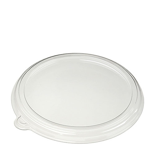 Be Pulp Round Natural Bowl Lid 15cm Clear