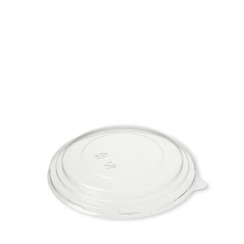 Biopac PET Salad Bowl Lid For 500/750/1000ml Bowl Clear