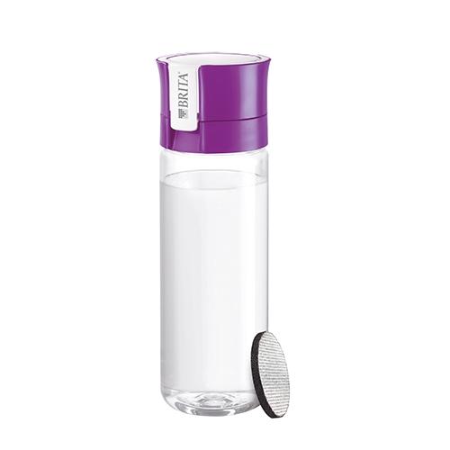 BRITA Fill & Go Vital Water Bottle 21oz Purple