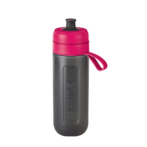 BRITA Fill & Go Active Water Bottle 21oz Pink