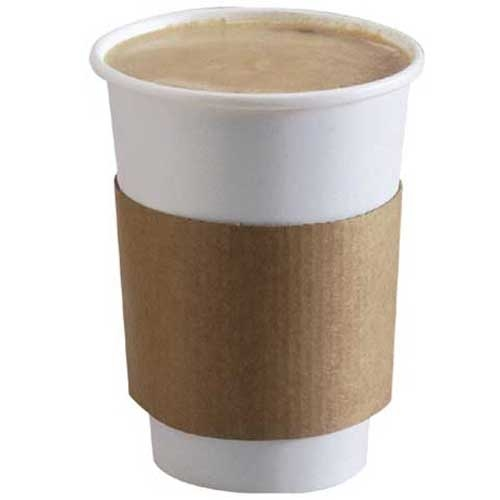 Small Cup Wrap/Clutch 22/28cl Brown