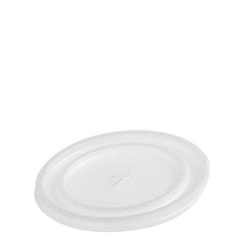 Solo EPS Vented Lid 12oz Opaque
