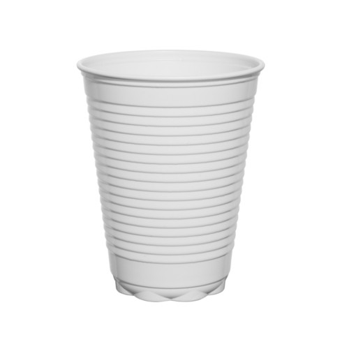 Non Vending Tall Cup 20cl White