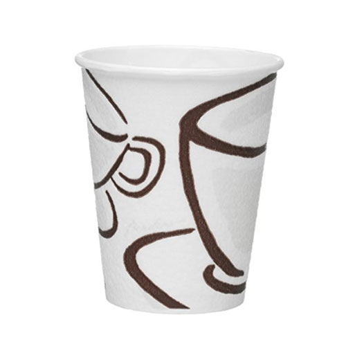 Benders Milano  Barrier Insulated Hot Cup 12oz  Cream