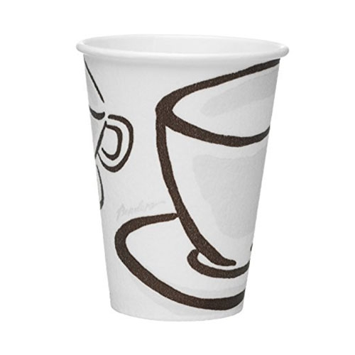 Benders Milano  Barrier Insulated Hot Cup 8/9oz  Cream