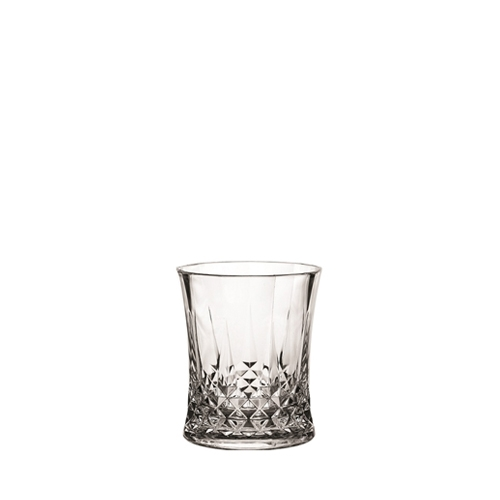 Utopia Gatsby Polycarbonate Old Fashioned 10.25oz Clear