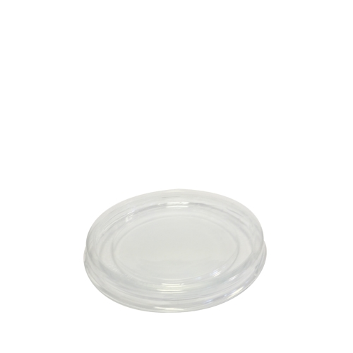 Ice Cream Tub Lid Small  Clear