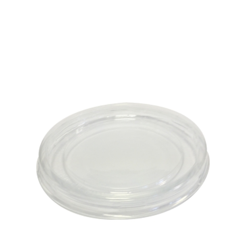 Ice Cream Tub Lid Medium Clear
