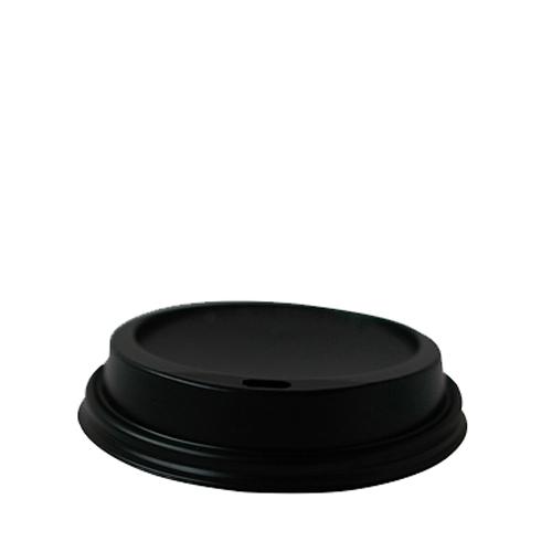 Sip Thru  Hot Cup Lids 12/16oz  Black