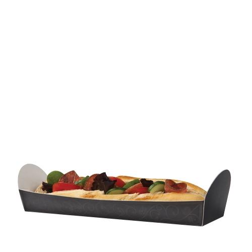 Colpac Elegance  Baguette Tray 254×60×30mm Black
