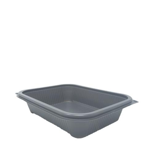 Faerch Hot Deli Microwavable Container 1000ml Grey