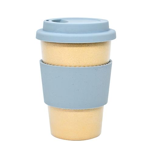 Rice Husk Reusable Cup 14oz Grey