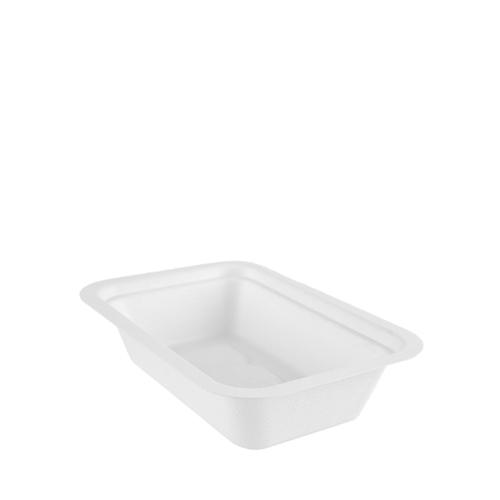 Vegware Gourmet Bagasse Base Size 3 16oz White