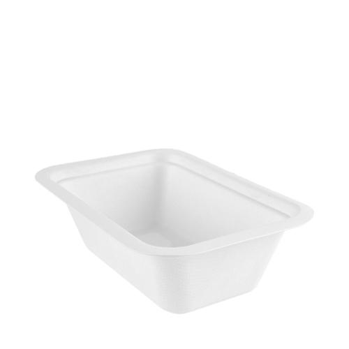 Vegware Gourmet Bagasse Base Size 3 22oz White