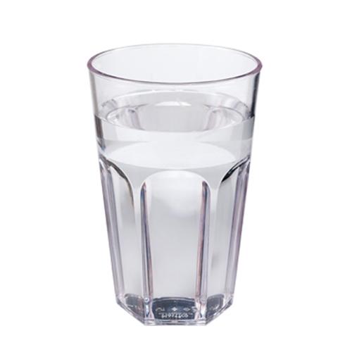 Plastico Celebrity Polycarbonate Tumbler 14oz Clear