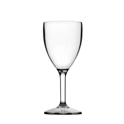 Utopia Diamond Polycarbonate Wine Glass 12oz