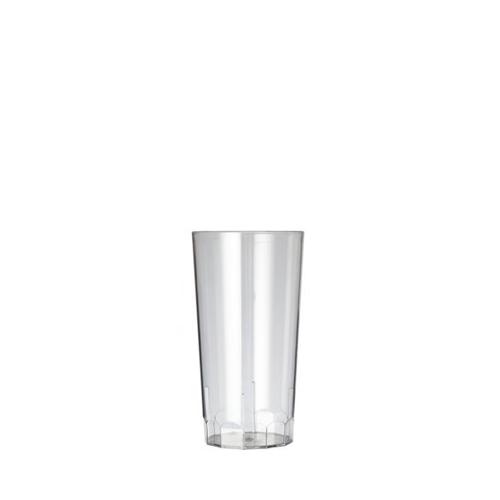 Plastico Clarity  Reusable Hiball 10oz GS/CE Clear
