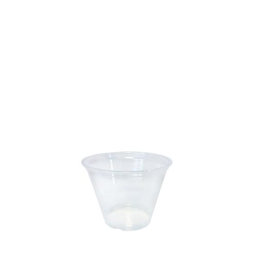 rPET Squat Tumbler 25.6cl Clear