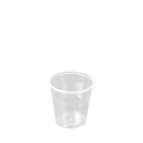 Huhtamaki Polystyrene  Tumbler 9oz Clear