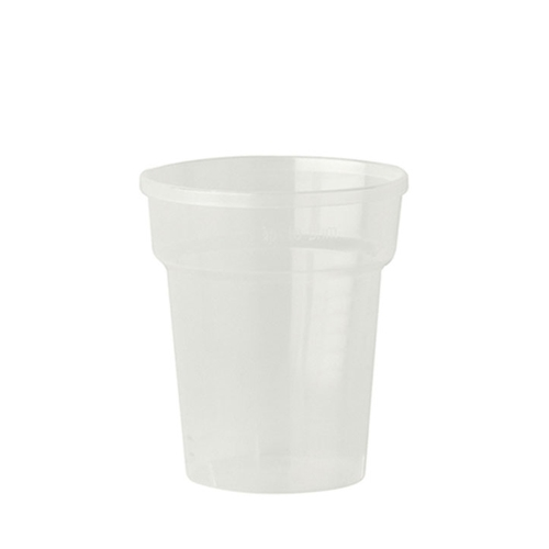 Katerglass Polypropylene Pint Glass to Line 22oz LCE @ 20oz Opaque