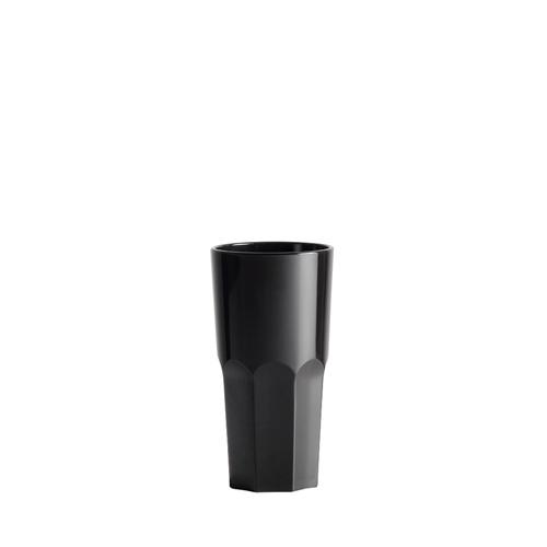 RegalZone Graniti  Polypropylene Tumbler 10.5oz Black