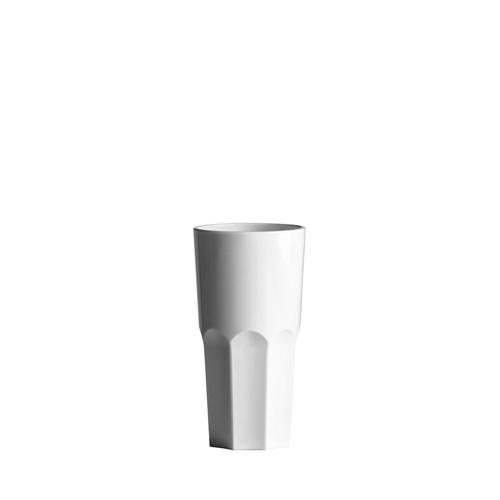 RegalZone Graniti Polypropylene Tumbler 10.5oz White