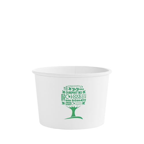 Vegware Soup Container 16oz White