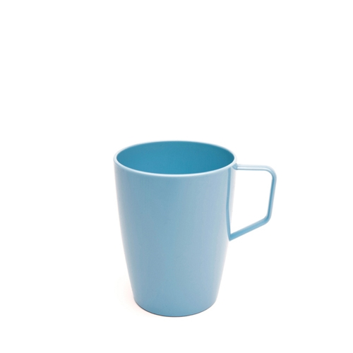 Harfield Polycarbonate Beaker with Handle 25cl Summer Blue