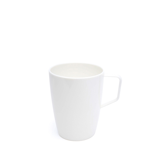 Harfield Polycarbonate Beaker with Handle 25cl White