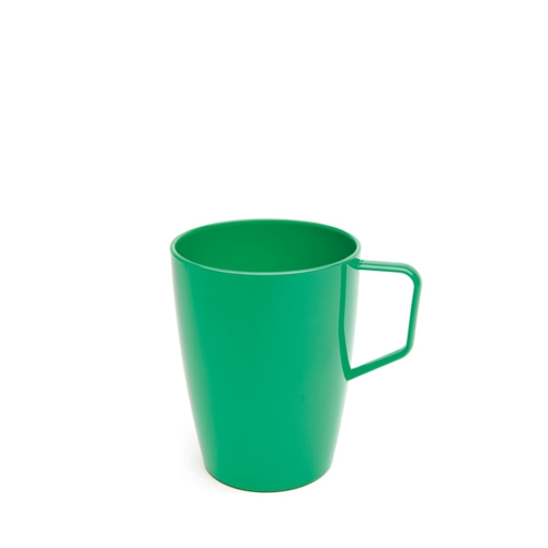 Harfield Polycarbonate Beaker with Handle 25cl Emerald Green
