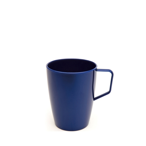 Harfield Polycarbonate Beaker with Handle 25cl Royal Blue