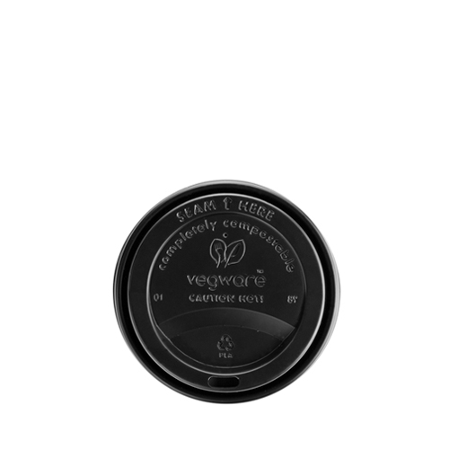 Compostable Domed Hot Cup Lid